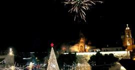 Christmas Tree Lighting in...